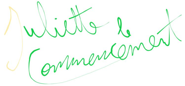 Juliette le Commencement 3